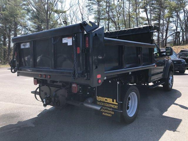 2021 Ford F-550 Regular Cab DRW 4x4, Dump Body #N10026 - photo 6