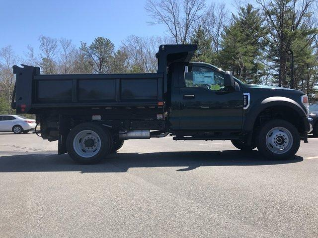 2021 Ford F-550 Regular Cab DRW 4x4, Dump Body #N10026 - photo 7