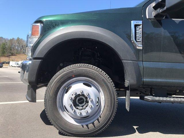 2021 Ford F-550 Regular Cab DRW 4x4, Dump Body #N10026 - photo 8