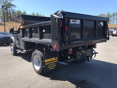 2021 Ford F-550 Regular Cab DRW 4x4, Dump Body #N10026 - photo 2
