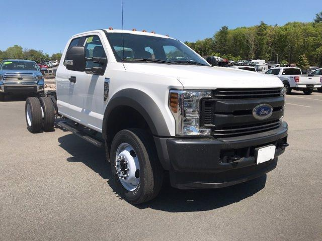 2019 Ford F-550 Super Cab DRW 4x4, Cab Chassis #N10033 - photo 1