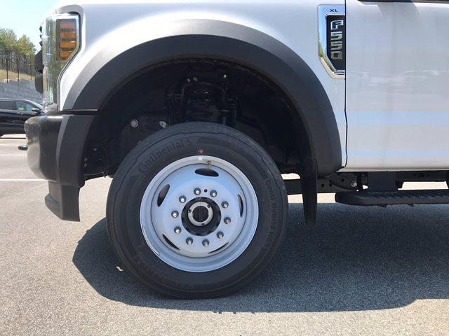 2019 Ford F-550 Super Cab DRW 4x4, Cab Chassis #N10033 - photo 8