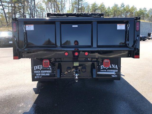 2021 Ford F-550 Super Cab DRW 4x4, Rugby Eliminator LP Steel Dump Body #N10073 - photo 5