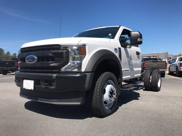 2020 Ford F-550 Regular Cab DRW 4x4, Cab Chassis #N10084 - photo 1