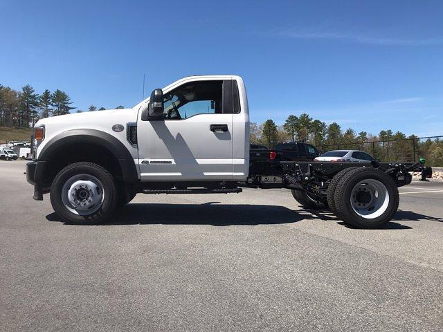 2020 Ford F-550 Regular Cab DRW 4x4, Cab Chassis #N10084 - photo 4