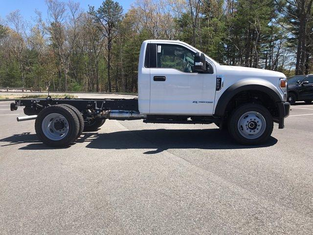 2020 Ford F-550 Regular Cab DRW 4x4, Cab Chassis #N10084 - photo 7