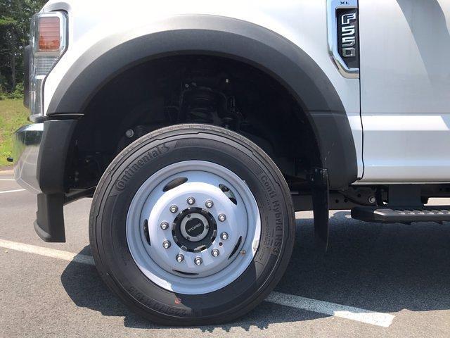 2021 Ford F-550 Super Cab DRW 4x4, Dump Body #N10088 - photo 9