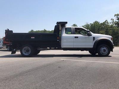 2021 Ford F-550 Super Cab DRW 4x4, Dump Body #N10088 - photo 8