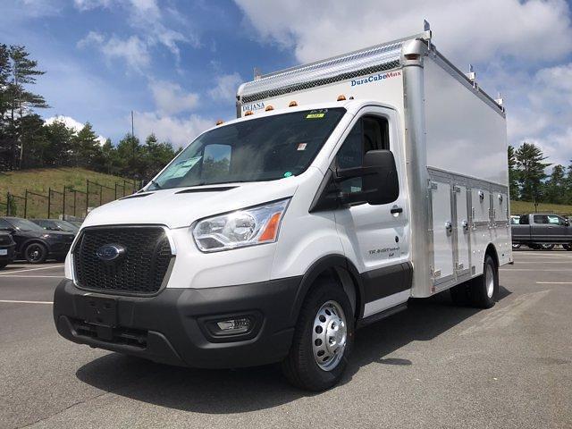 2021 Ford Transit 350 HD AWD, Dejana Service Utility Van #N10114 - photo 1