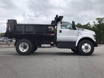 2021 Ford F-650 Regular Cab DRW 4x2, Dump Body #N10121 - photo 8
