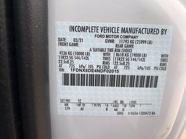 2022 Ford F-650 Super Cab DRW 4x2, Mechanics Body #N10123 - photo 33