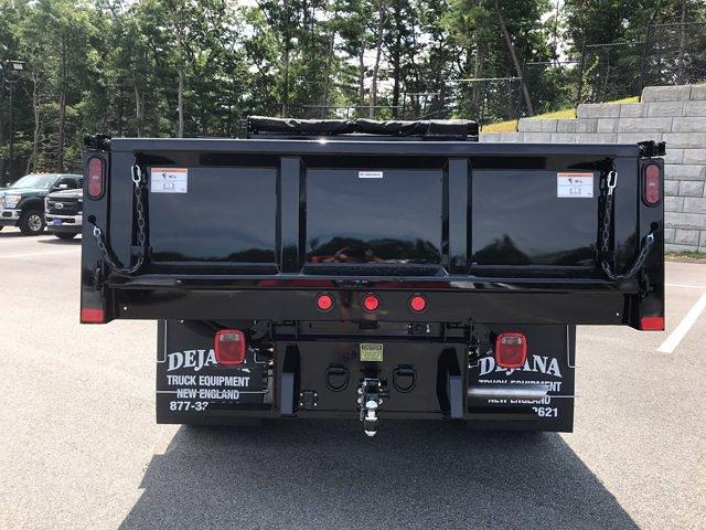 2021 F-550 Crew Cab DRW 4x4,  Rugby Eliminator LP Steel Dump Body #N10225 - photo 5