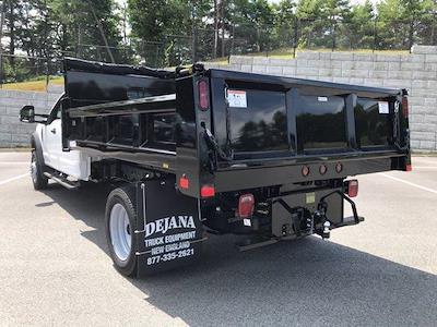 2021 F-550 Crew Cab DRW 4x4,  Rugby Eliminator LP Steel Dump Body #N10225 - photo 2