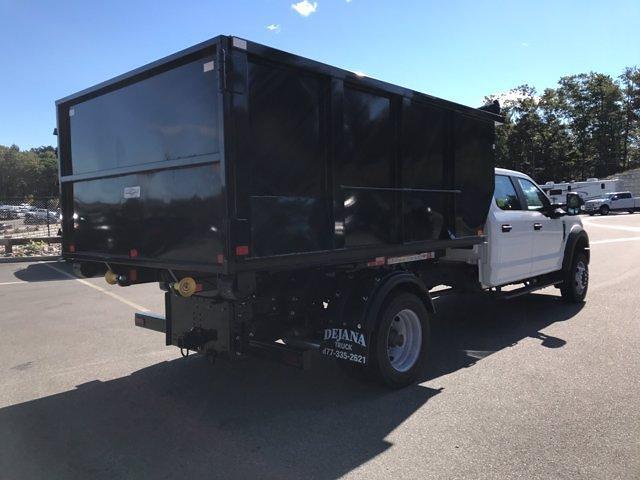 2021 F-550 Crew Cab DRW 4x4,  Switch N Go Drop Box Hooklift Body #N10247 - photo 8