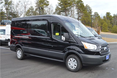 2018 Transit 250 Med Roof 4x2,  Empty Cargo Van #N6717 - photo 1