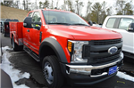 2017 F-450 Super Cab DRW 4x4,  Reading Classic II Aluminum  Service Body #N6881 - photo 3