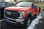 2017 F-450 Super Cab DRW 4x4,  Reading Classic II Aluminum  Service Body #N6881 - photo 1