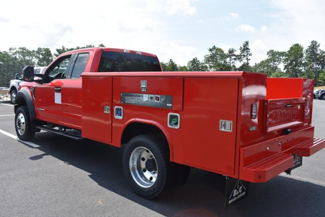 2018 F-450 Super Cab DRW 4x4,  Reading Classic II Aluminum  Service Body #N7015 - photo 2