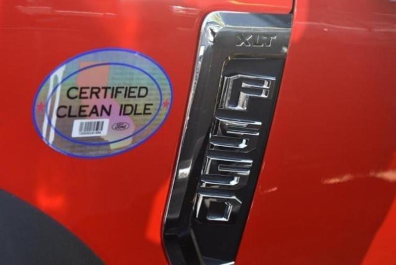 2018 F-550 Super Cab DRW 4x4,  Iroquois Brave Series Steel Dump Body #N7020 - photo 22