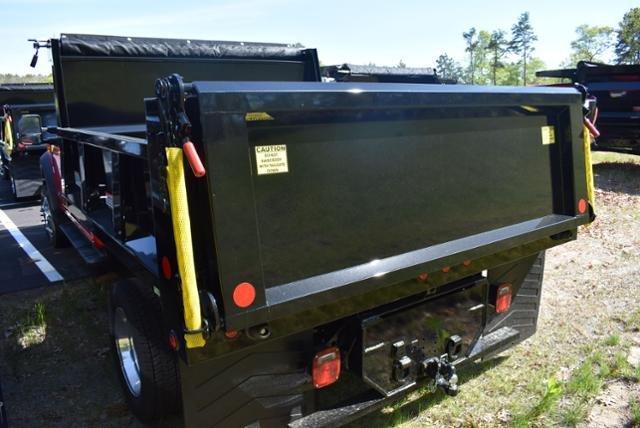 2018 F-550 Super Cab DRW 4x4,  Iroquois Brave Series Steel Dump Body #N7020 - photo 4