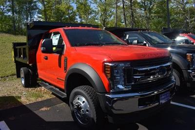 2018 F-550 Super Cab DRW 4x4,  Iroquois Brave Series Steel Dump Body #N7020 - photo 3