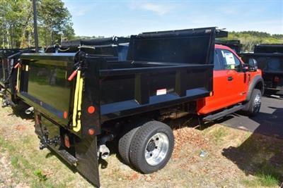 2018 F-550 Super Cab DRW 4x4,  Iroquois Brave Series Steel Dump Body #N7020 - photo 2