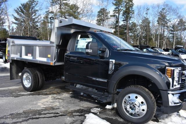 2018 F-550 Regular Cab DRW 4x4,  Iroquois Brave Series Stainless Steel Dump Body #N7022 - photo 1