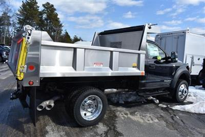 2018 F-550 Regular Cab DRW 4x4,  Iroquois Brave Series Stainless Steel Dump Body #N7022 - photo 2