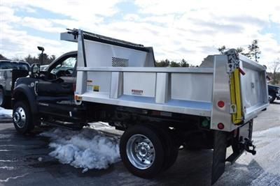 2018 F-550 Regular Cab DRW 4x4,  Iroquois Brave Series Stainless Steel Dump Body #N7022 - photo 3