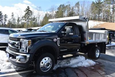 2018 F-550 Regular Cab DRW 4x4,  Iroquois Brave Series Stainless Steel Dump Body #N7022 - photo 4