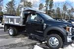 2018 F-550 Regular Cab DRW 4x4,  Dump Body #N7022 - photo 1