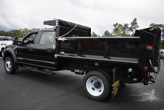 2018 F-550 Crew Cab DRW 4x4,  Dump Body #N7035 - photo 4