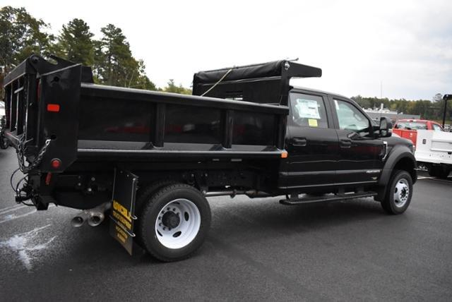 2018 F-550 Crew Cab DRW 4x4,  Air-Flo Dump Body #N7035 - photo 1