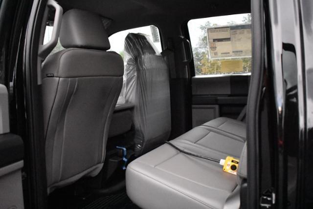 2018 F-550 Crew Cab DRW 4x4,  Air-Flo Pro-Class Dump Body #N7035 - photo 9