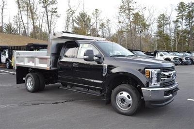 2018 F-350 Super Cab DRW 4x4,  Iroquois Brave Series Stainless Steel Dump Body #N7037 - photo 3