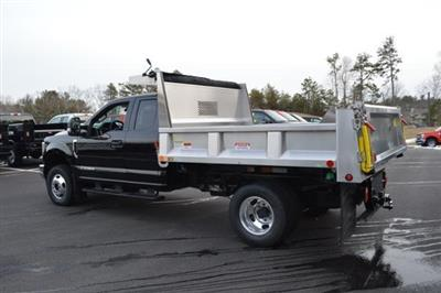 2018 F-350 Super Cab DRW 4x4,  Iroquois Brave Series Stainless Steel Dump Body #N7037 - photo 4