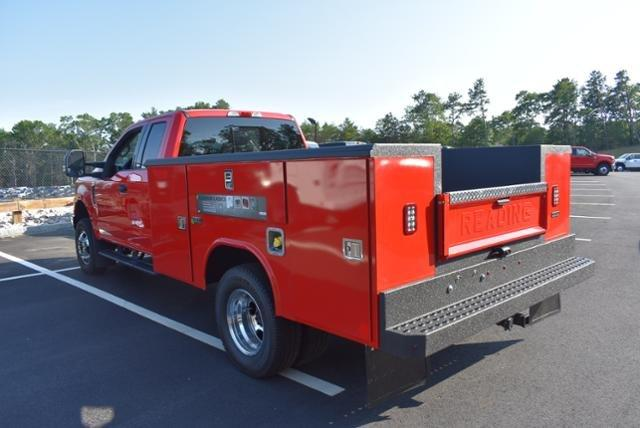 2018 F-350 Super Cab DRW 4x4,  Reading Service Body #N7040 - photo 4