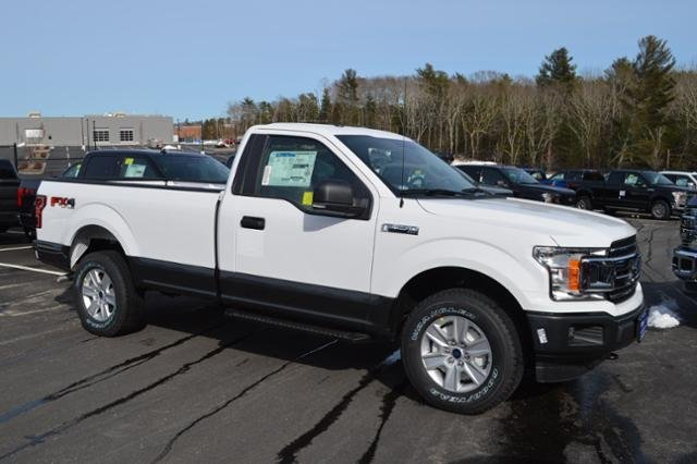 2018 F-150 Regular Cab 4x4,  Pickup #N7077 - photo 3