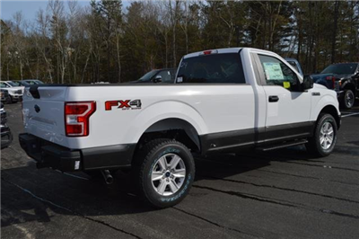 2018 F-150 Regular Cab 4x4,  Pickup #N7077 - photo 2