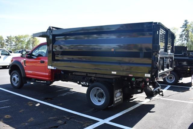 2018 F-550 Regular Cab DRW 4x4,  Rugby Landscape Dump #N7113 - photo 4