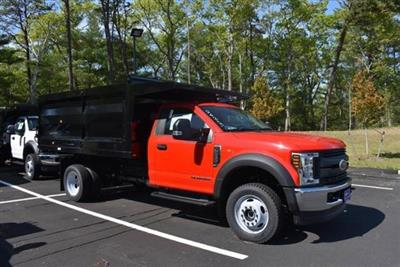 2018 F-550 Regular Cab DRW 4x4,  Rugby Landscape Dump #N7113 - photo 3