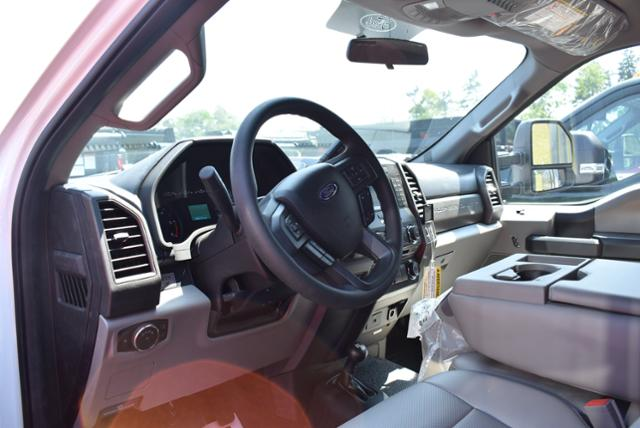 2018 F-550 Crew Cab DRW 4x4,  Reading Landscape Dump #N7268 - photo 10