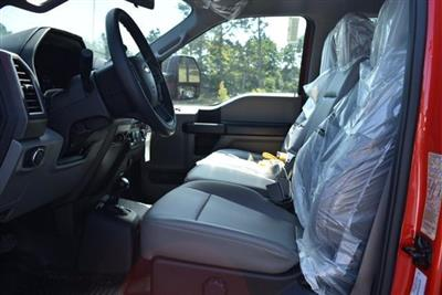 2018 F-550 Crew Cab DRW 4x4,  Reading Landscape Dump #N7269 - photo 7
