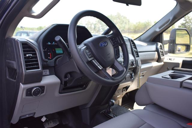 2018 F-550 Crew Cab DRW 4x4,  Reading Landscape Dump #N7270 - photo 12