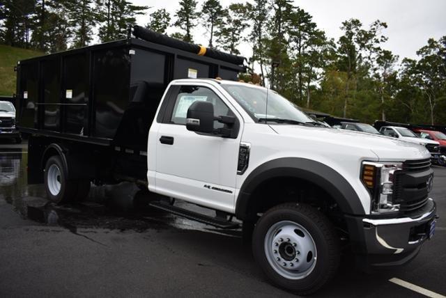 2018 F-550 Regular Cab DRW 4x4,  Switch N Go Landscape Dump #N7312 - photo 3