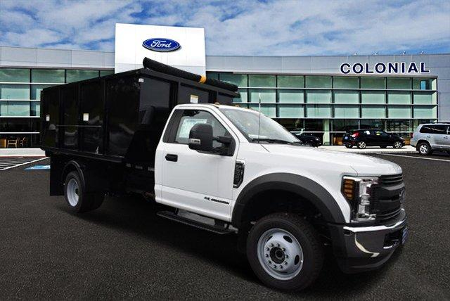 2018 F-550 Regular Cab DRW 4x4,  Switch N Go Landscape Dump #N7312 - photo 1