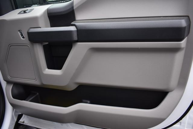 2018 F-550 Regular Cab DRW 4x4,  Switch N Go Drop Box Landscape Dump #N7312 - photo 12