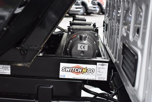 2018 F-550 Regular Cab DRW 4x4,  Switch N Go Drop Box Landscape Dump #N7312 - photo 13