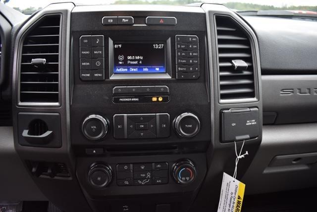 2018 F-550 Regular Cab DRW 4x4,  Switch N Go Drop Box Landscape Dump #N7312 - photo 14