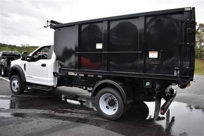 2018 F-550 Regular Cab DRW 4x4,  Switch N Go Drop Box Landscape Dump #N7312 - photo 4
